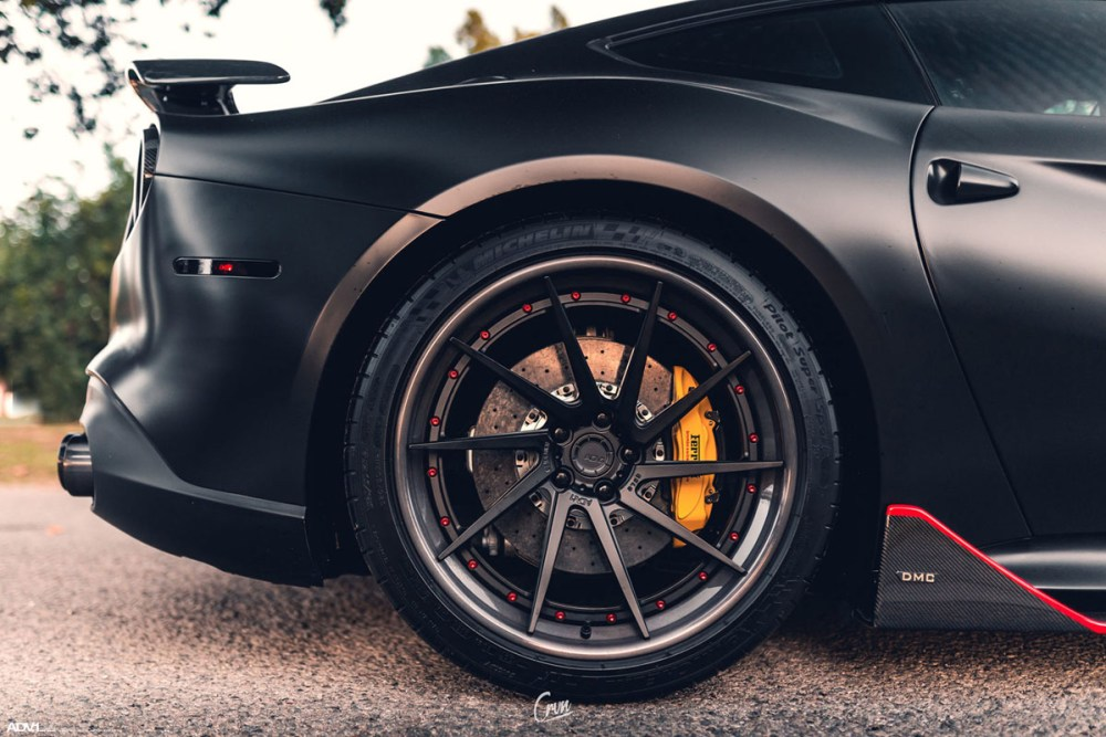 Ferrari F12Berlinetta with ADV10R Track Spec CS Series Wheels by ST Exotics