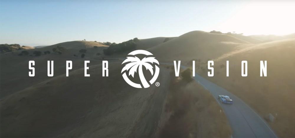 Super Vision starring Matt Field