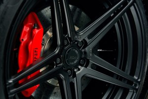 Ferrari 458 Italia with ADV05 M.V2 SL Series wheels by Baan Velgen