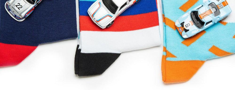 Heel Tread Automotive Socks