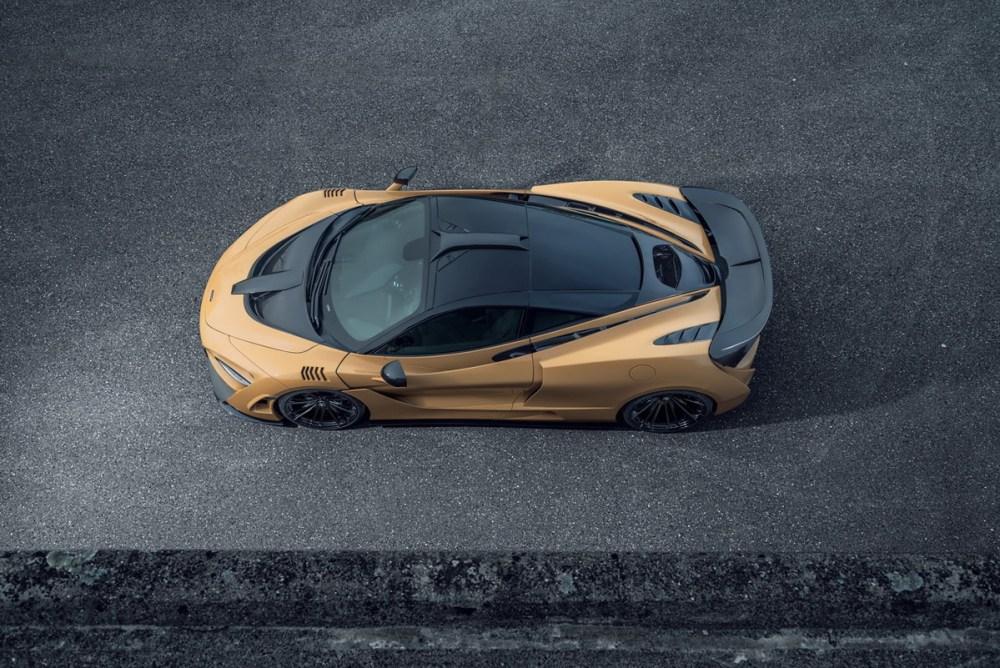 Novitec N-Largo Widebody McLaren 720S