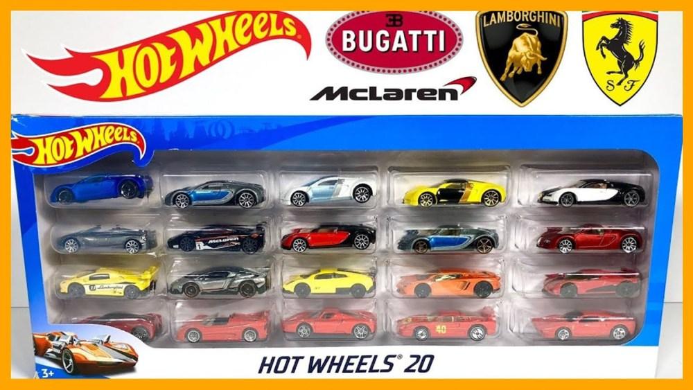 Happy Birthday, Hot Wheels!