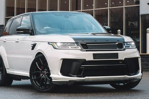 Project Kahn Range Rover Sport SVR Capital City Edition