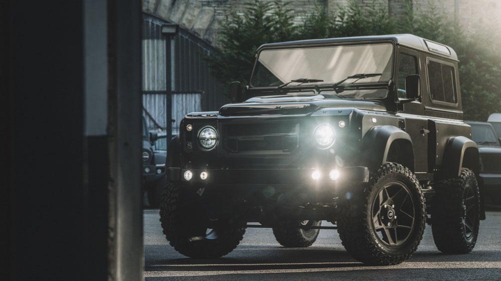 Chelsea Truck Company Vanguard Edition Land Rover Defender