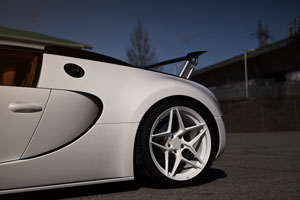 Bugatti Veyron PUR RS36 Wheels
