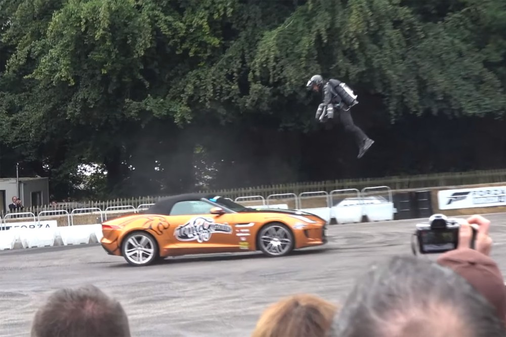 effspot 2019 Goodwood Festival of Speed