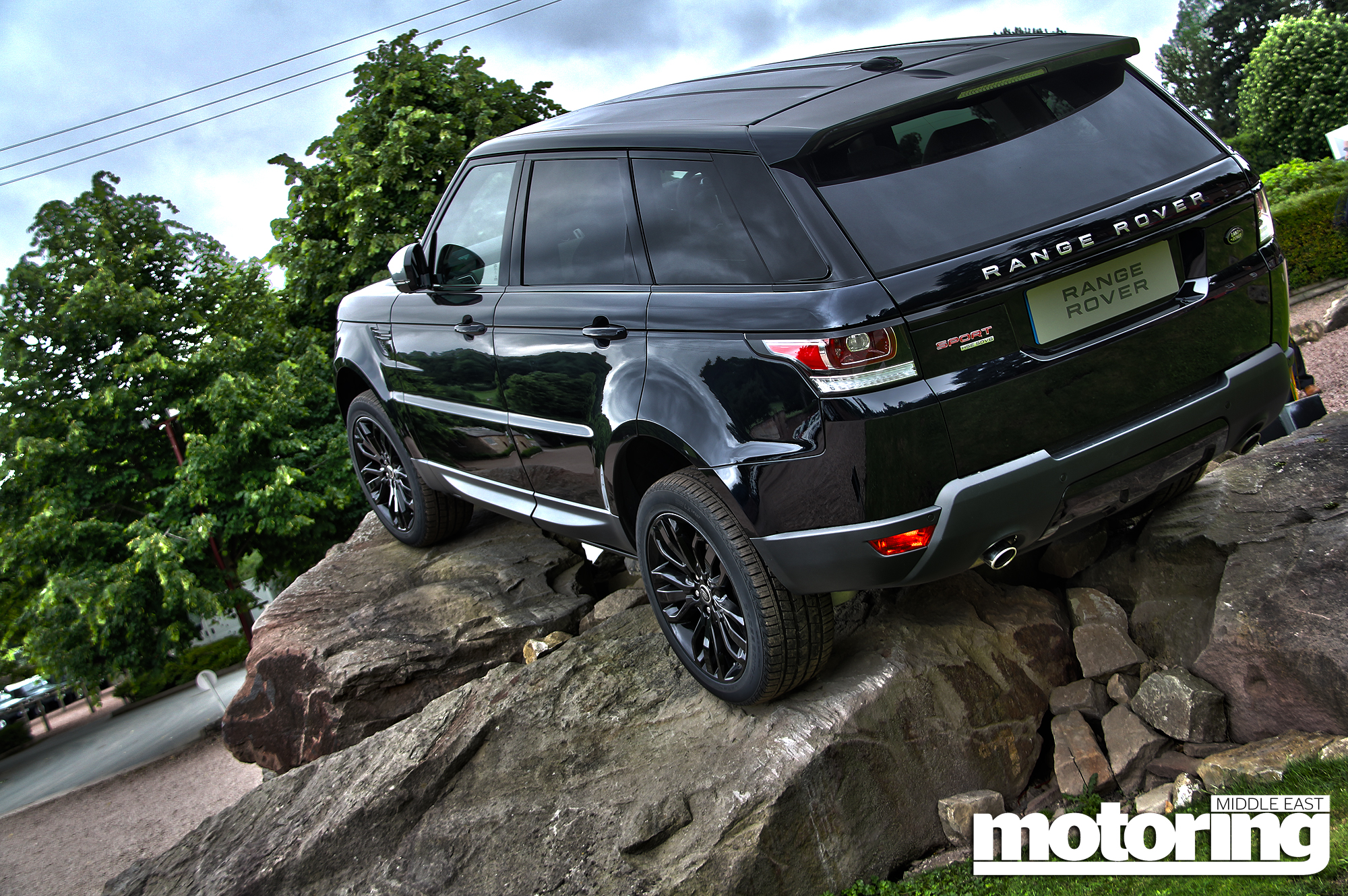 2014 Range Rover Sport Review Motoring Middle East Car news