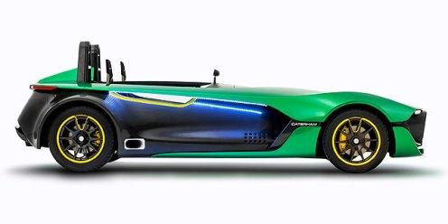 Caterham-Aero-Seven-Profile