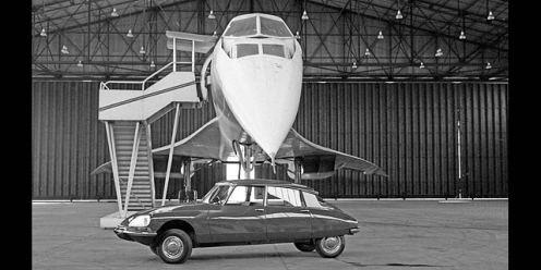Concorde Citroen DS 3