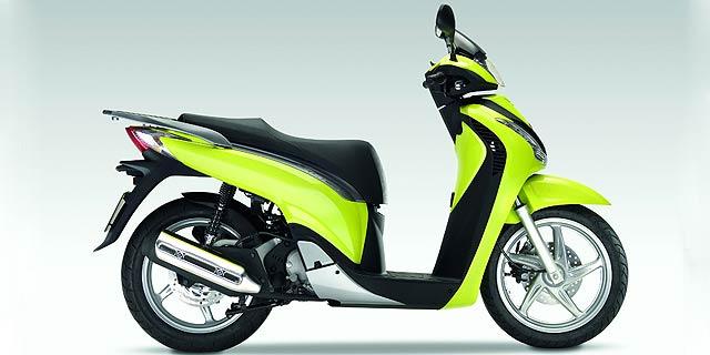 Honda-SH125i