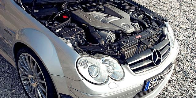 Mercedes-CLK-55-AMG-Black