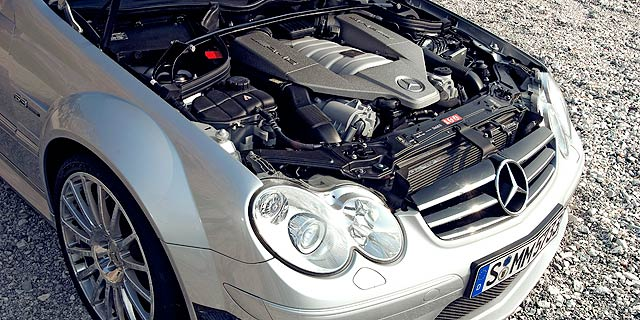 Mercedes-CLK-55-AMG-Black