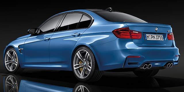 BMW M3 saloon 2