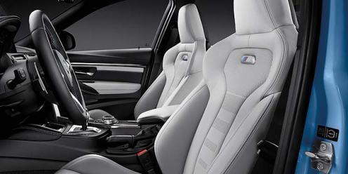BMW M3 saloon 6