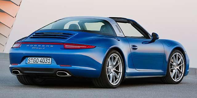 Porsche 911 991 Targa 6