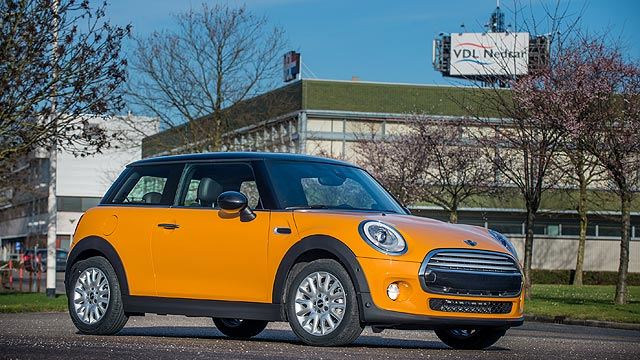 New Mini Now To Be Built In Oxford And Holland Motoring Research