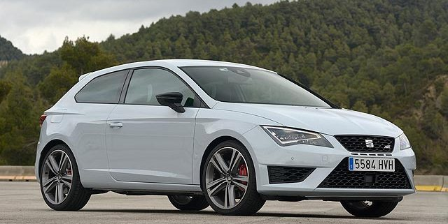 SEAT Leon Cupra review