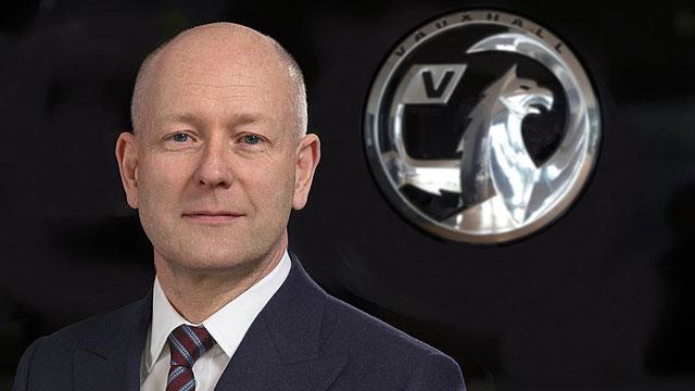 Tim Tozer Vauxhall