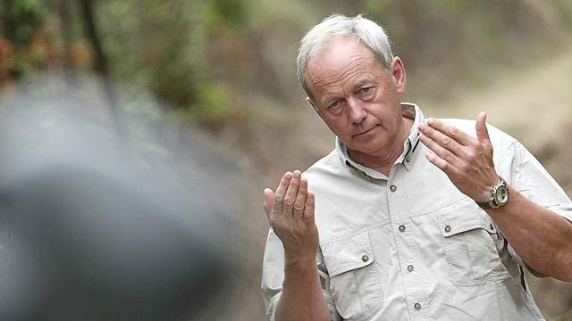 Mr Land Rover Roger Crathorne