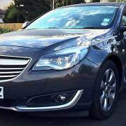 Road Test Notes Vauxhall Insignia