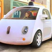 Google self-driving car