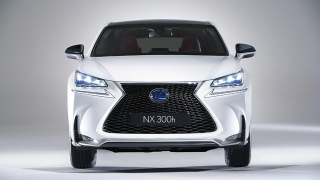 Lexus NX prices