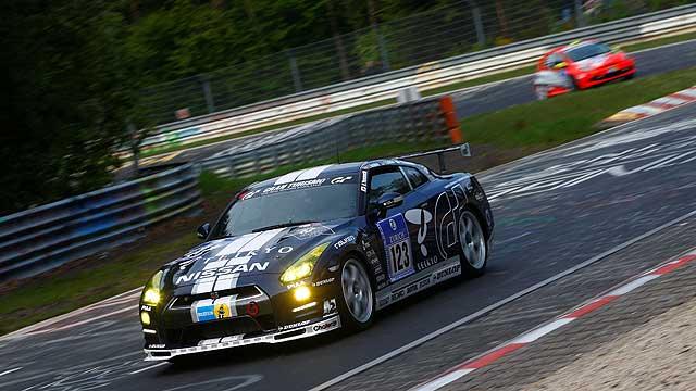 Nissan GT-R Nurburgring