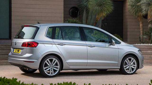 Volkswagen Golf SV 02