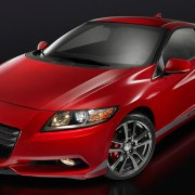 Honda CR-Z Supercharged