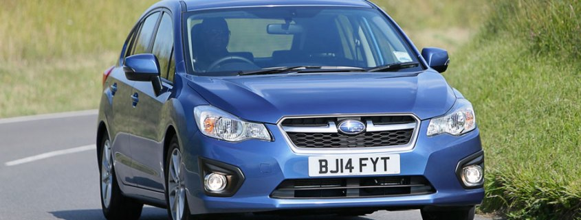 Subaru Impreza 1.6i RC Lineartronic 2014 review