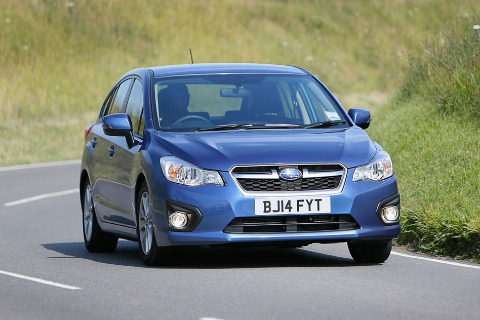 Subaru Impreza 1.6i RC Lineartronic 2014 review