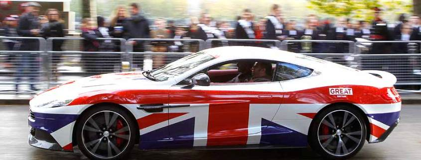 Aston Martin Great Britain