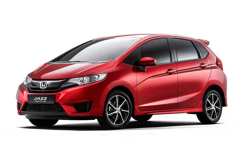New Honda Jazz 2015