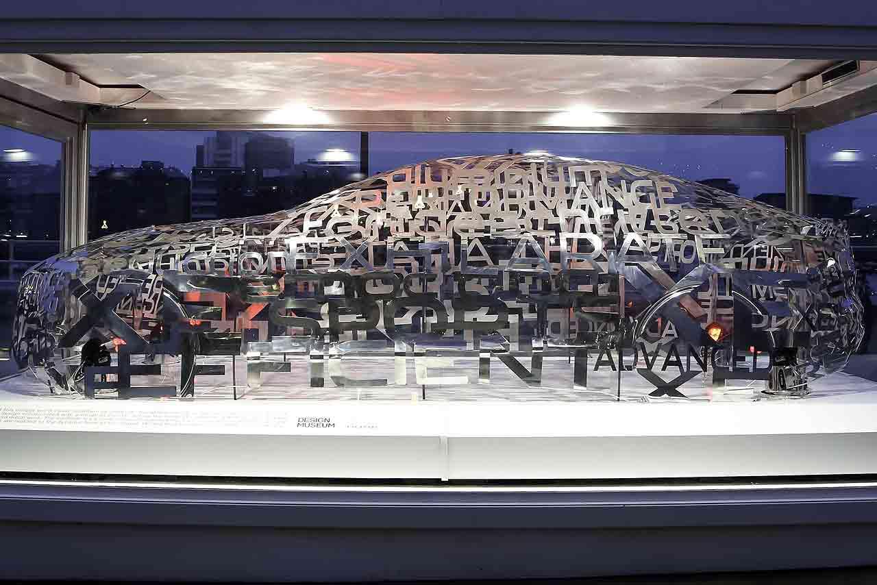 Jaguar XE Word Cloud