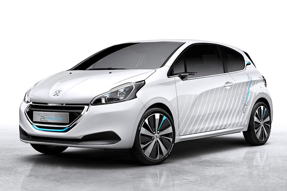 Car That Runs On Air >> The Car That Runs On Air Peugeot S New 208 Hybrid Air 2l