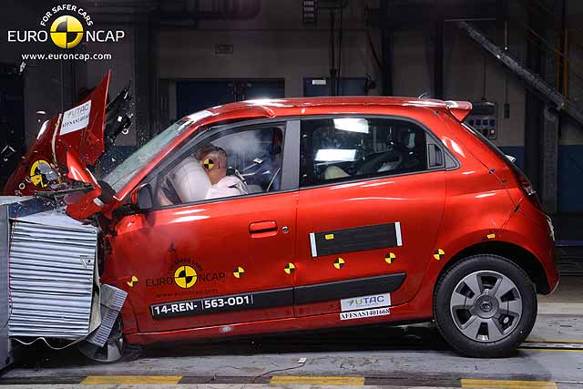 Renault Twingo Euro NCAP