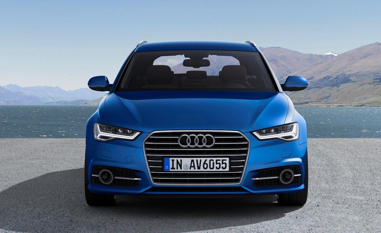 Audi A6 (2015)