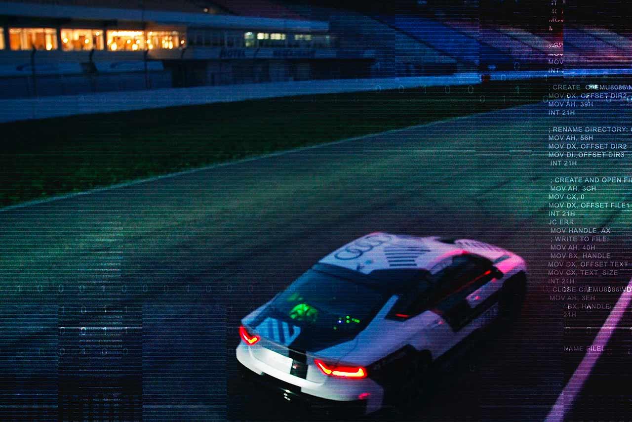 Audi RS 7 Driverless Car