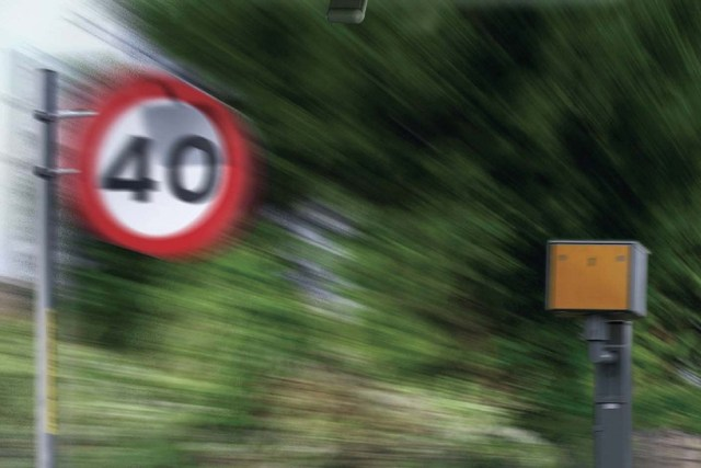 23,000 foreign drivers escape speeding fines since Jan 2013