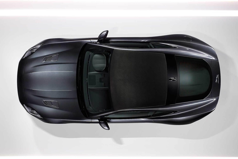 Jaguar F-Type Coupe 16MY carbon fibre roof