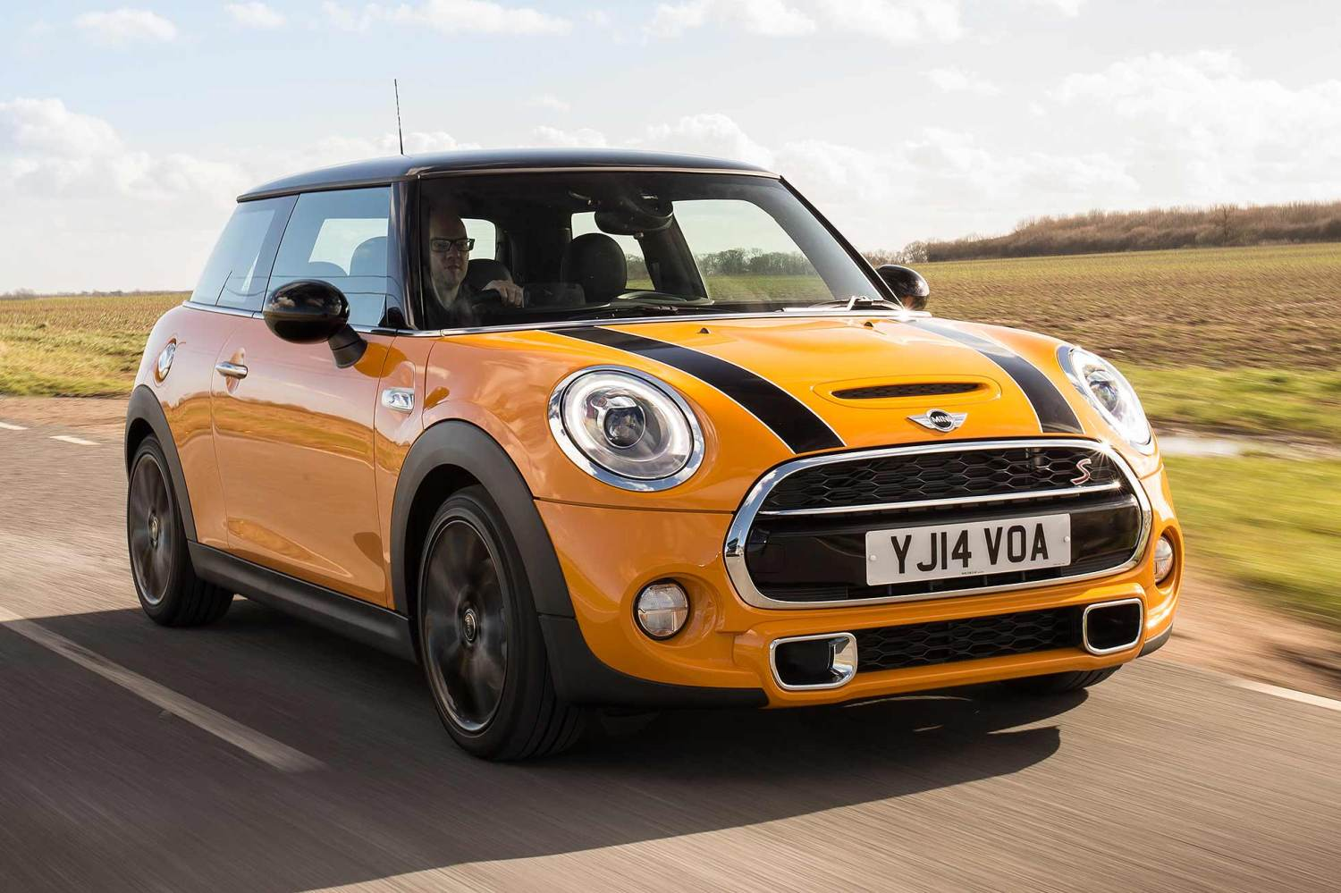 2014 MINI Hatch 3dr