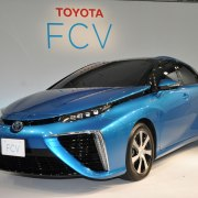 """Toyota's fuel cell car """"will be fun to drive"""""""