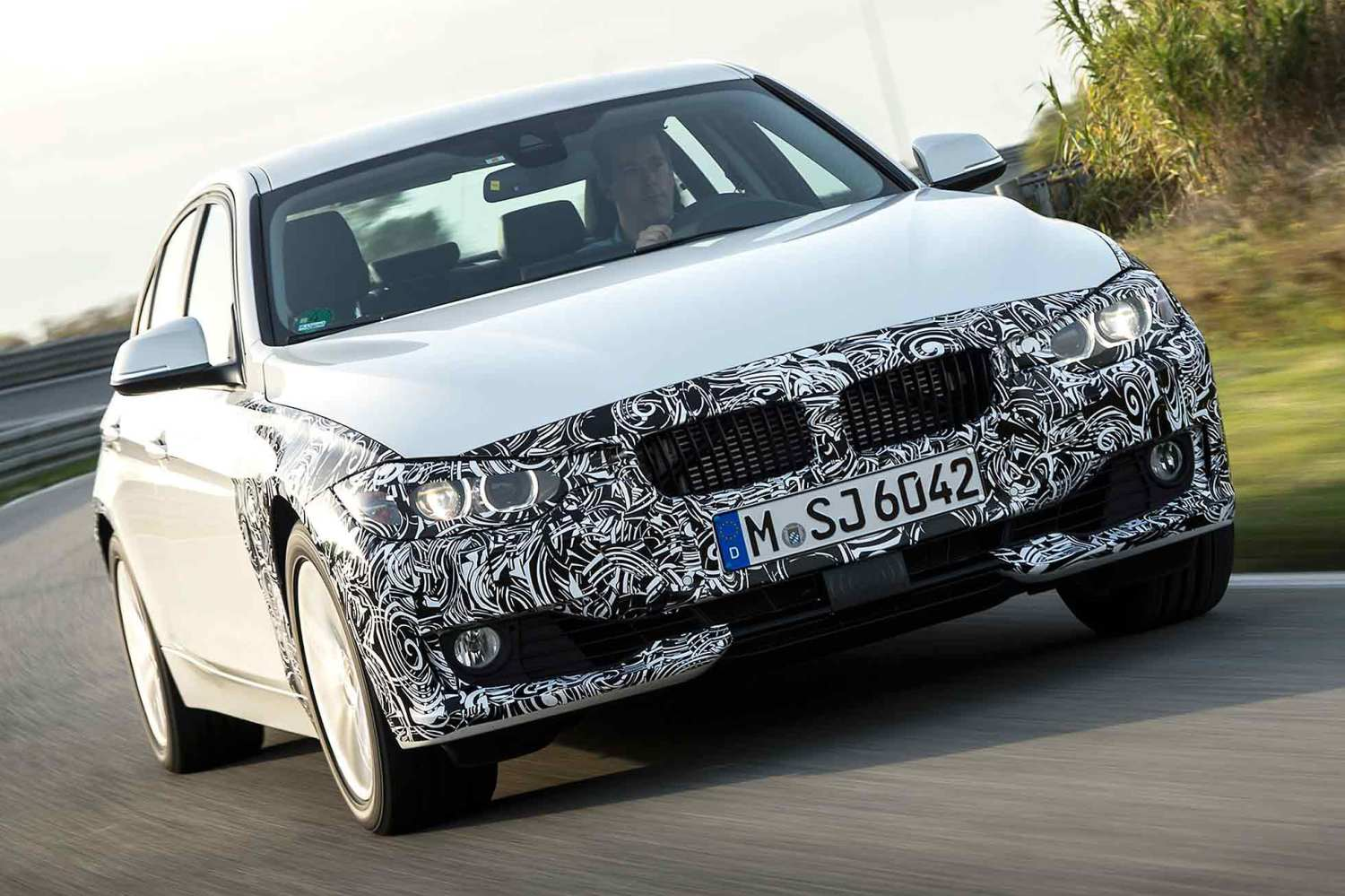 BMW 3 Series plug-in hybrid (2015)
