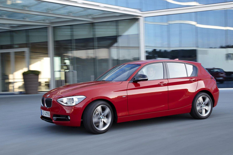DriveNow BMW 1 Series