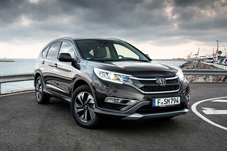 Honda CR-V 2015 review