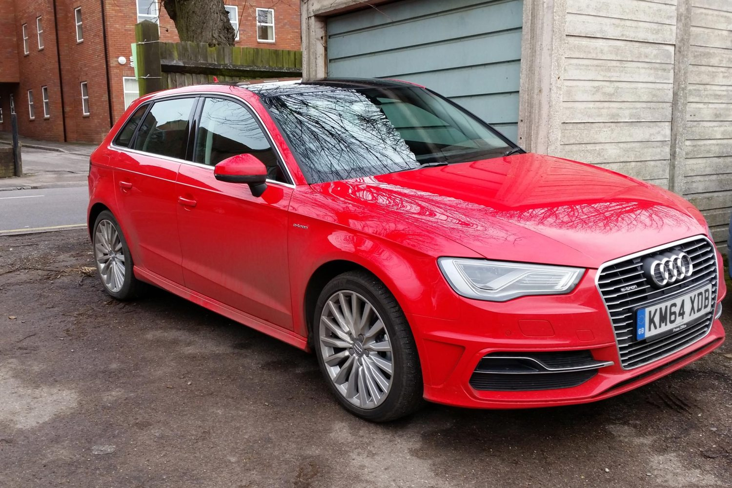Audi A3 e-tron long-term review