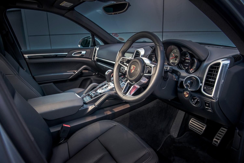 2015 Porsche Cayenne S Diesel