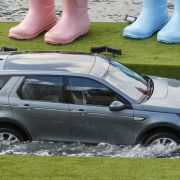 1,200 Jaguar Land Rovers stuck on stranded ship