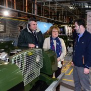 Land Rover opens replica 1948 production line