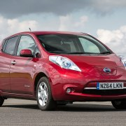 More than a quarter of electric cars sold in Europe are Nissan Leafs